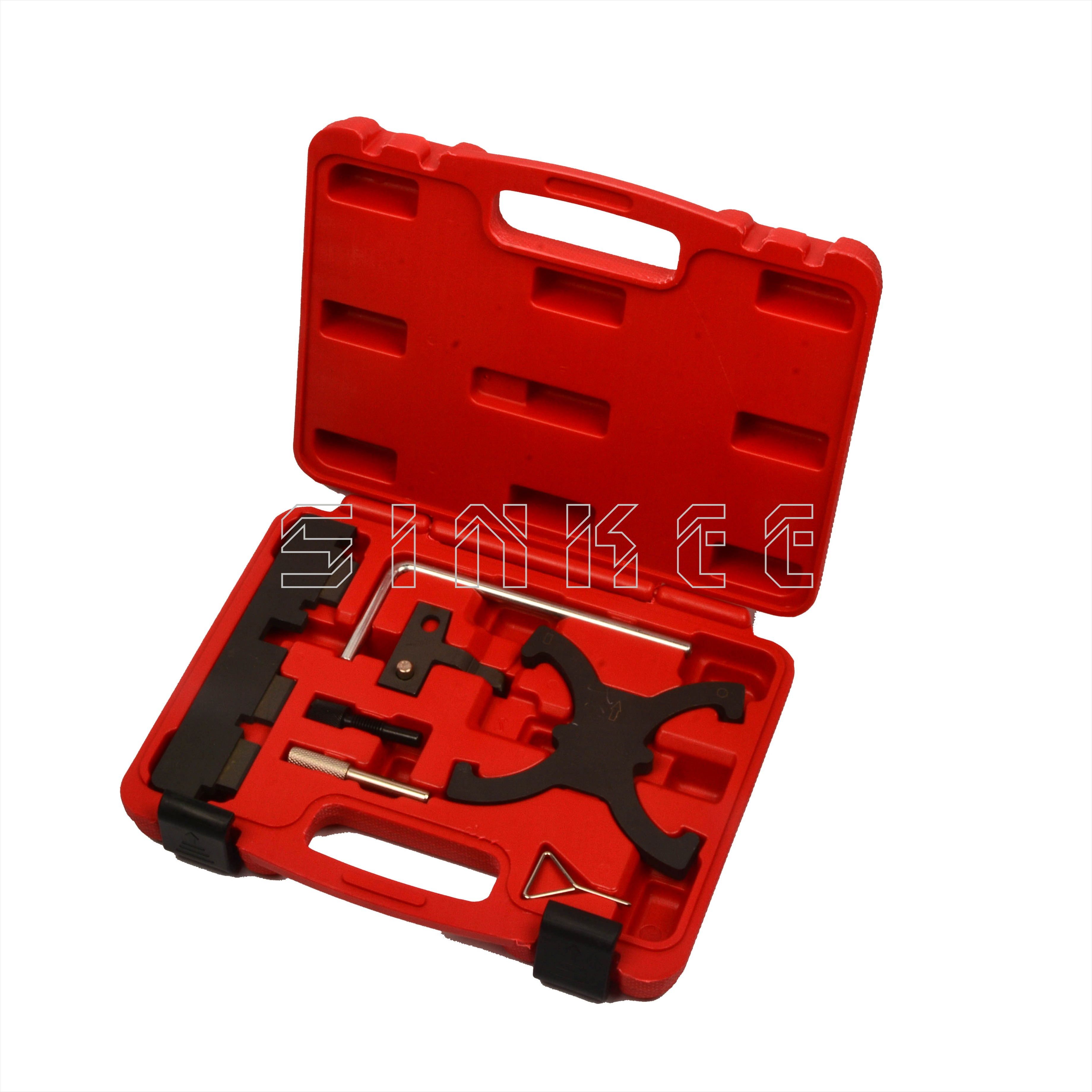 Engine Timing Tool Kit For Ford 1.6 TI-VCT 1.6 Duratec EcoBoost C-MAX, Fiesta, Focus jiangdong engine parts for tractor the set of fuel pump repair kit for engine jd495
