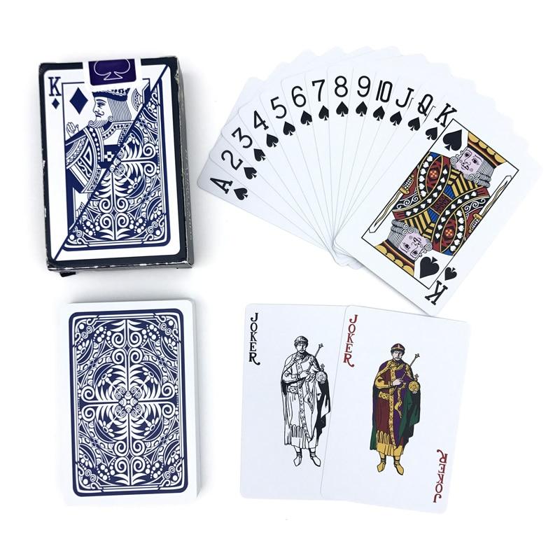 Νέα 2 σετ Μπακαρά Texas Hold'em Πλαστικά - Ψυχαγωγία - Φωτογραφία 3