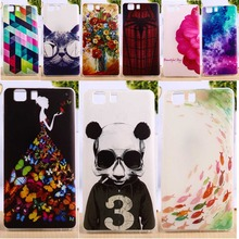 Soft TPU Mobile Phone Covers Suitable For Doogee X5 5.0 inch Cases In Stock Cool Cute Style Cell Phone Back Shell Housing Bags