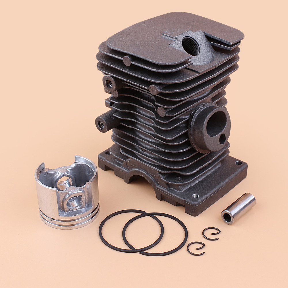 38mm Cylinder Piston Rings For Stihl MS170 MS180 018 Chainsaw 1130 020 1208