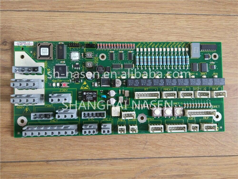 SCH Board LONDIME 1.Q ID.NR.594394