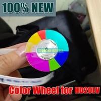 Neue Original Projektor Farbrad Für Optoma HD20LV-in Projektor-Zubehör aus Verbraucherelektronik bei