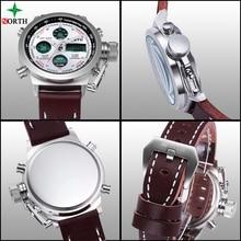 Men Sport Watch Waterproof Military LED Digital Watch Analog Alarm Relogios Masculinos 2017 Fashion Casual Sport Wristwatch Men