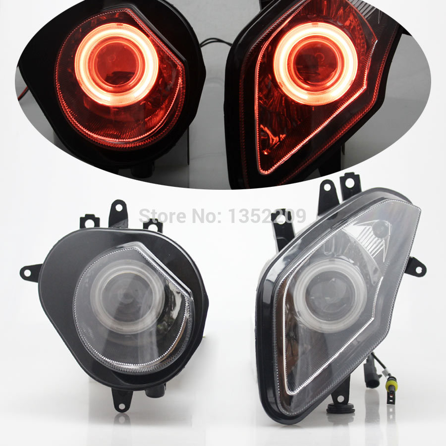 Led Negra Faro Intermitentes Bmw S 1000 Rr 2015 Smoked Fairing Signals