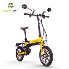 Electric-Bike Lithium-Battery Richbit Quick-Delivery 250W European 14inch 36V RT-619