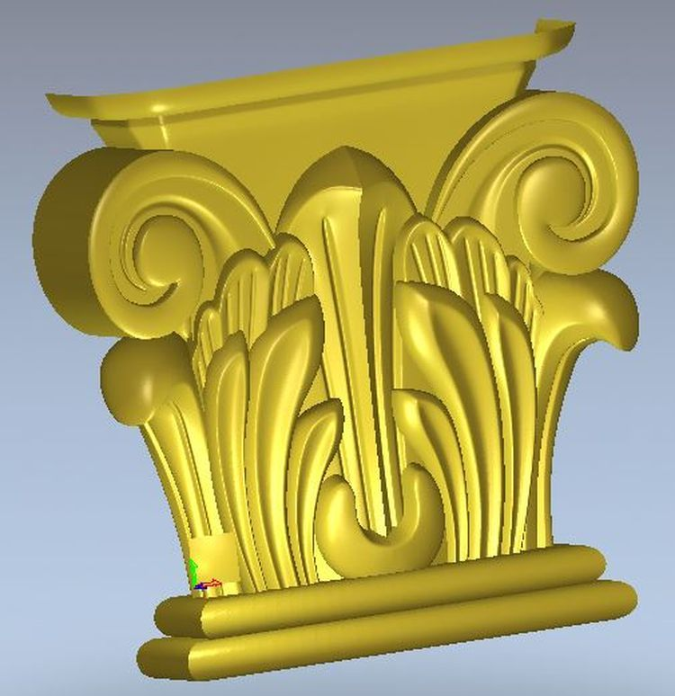 3d models relief  for cnc in STL file format from bracket_1 to bracket_6(6 models price) 3d model relief for cnc in stl file format table leg furniture leg 76