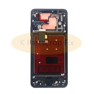 "Image 4 - 6,39 ""para Huawei Mate 20 Pro pantalla LCD Digitalizador de pantalla táctil de reemplazo de partes para Huawei Mate20 Pro amigo 20 Pro LCD pantalla"