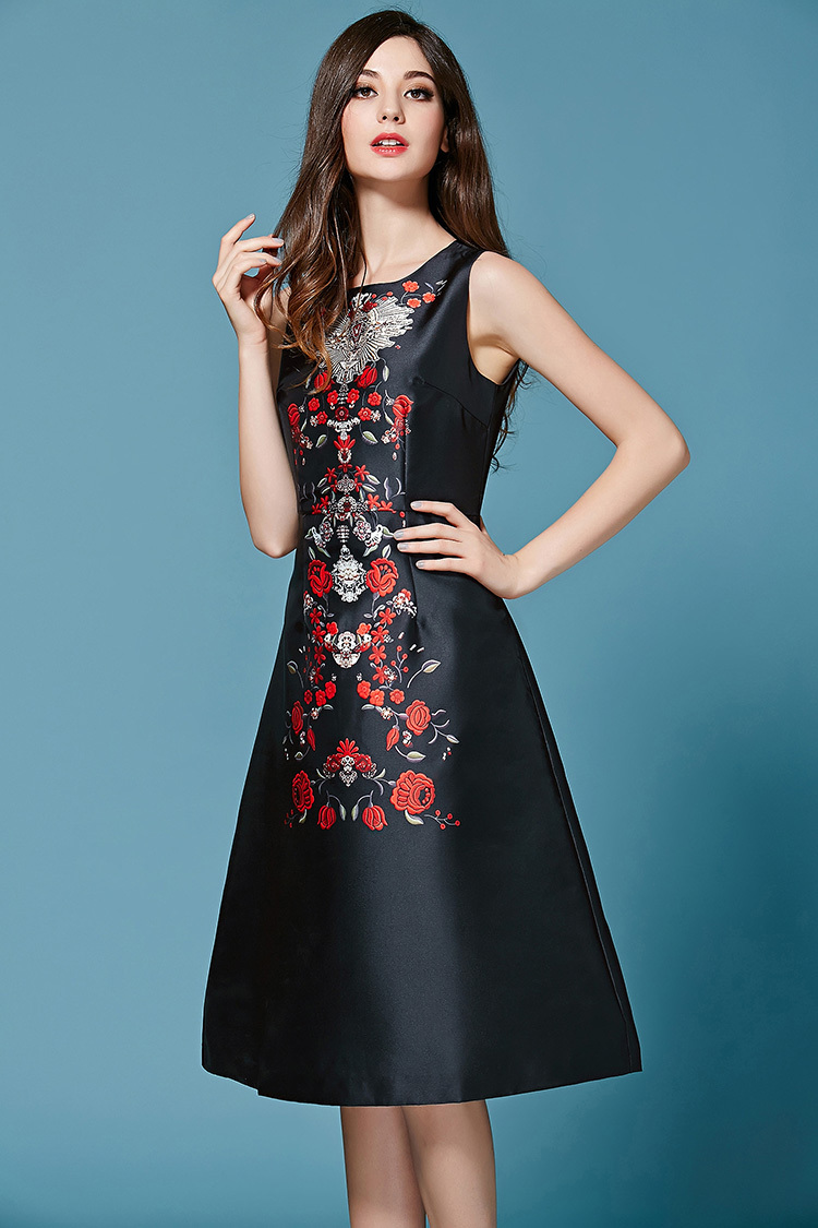 Best Red And Black Cocktail Dresses Images - Wedding Ideas ...
