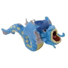 23cm Blue Gyarados Dragon Plush Toys Soft Stuffed Doll