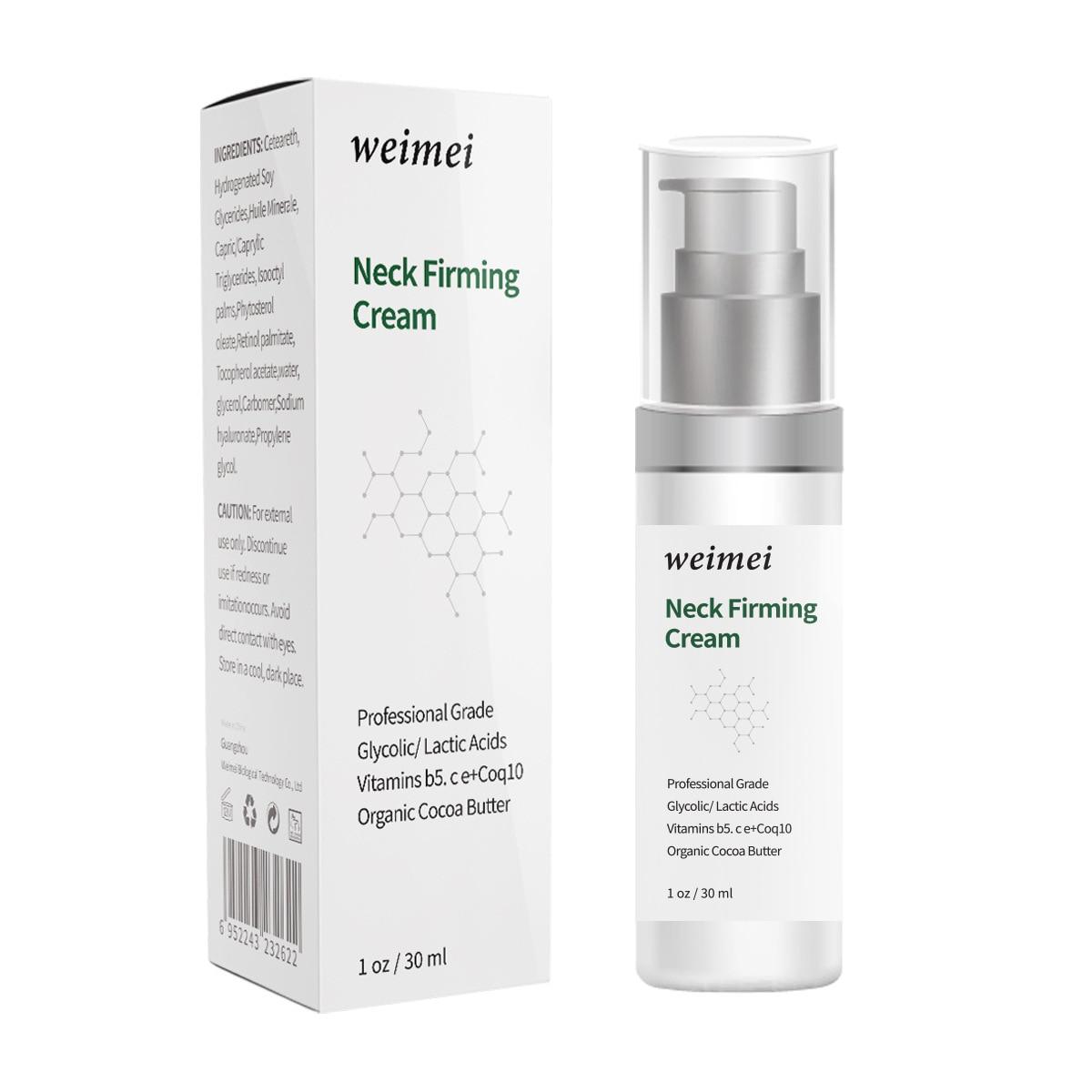 Neck Cream Skin Care Anti wrinkle Whitening Moisturizing Firming Neck Care 100g Skincare Health Neck Cream For Women