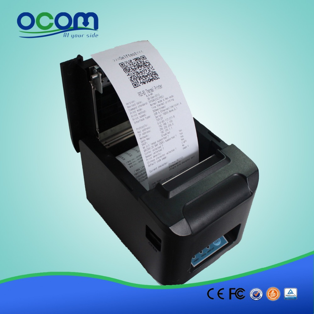 80mm thermal printers china factory supply OCPP-808