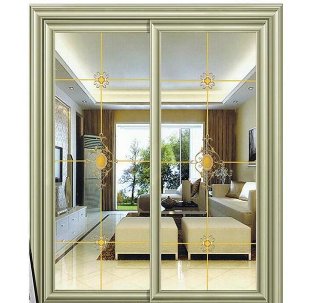 Aluminum doors sliding doors balcony sliding door kitchen door ...