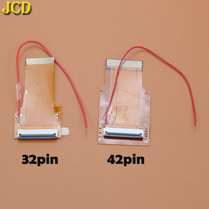 Image 1 - JCD Ersatz 32Pin 40 Pin Band Kabel Für Game Boy advance GBA AGS 101 Backlit Adapter Bildschirm Mod mit kabel