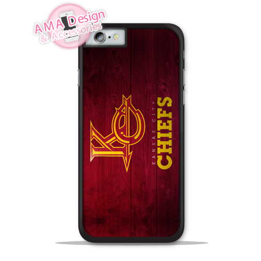 Kansas City Chiefs Football Flag Phone Cover Case For Apple iPhone X 8 7 6 6s Plus 5 5s SE 5c 4 4s For iPod Touch