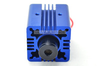 638nm 300mw Orange Red Focusable Adjustable Laser Dot Module W Heatsink