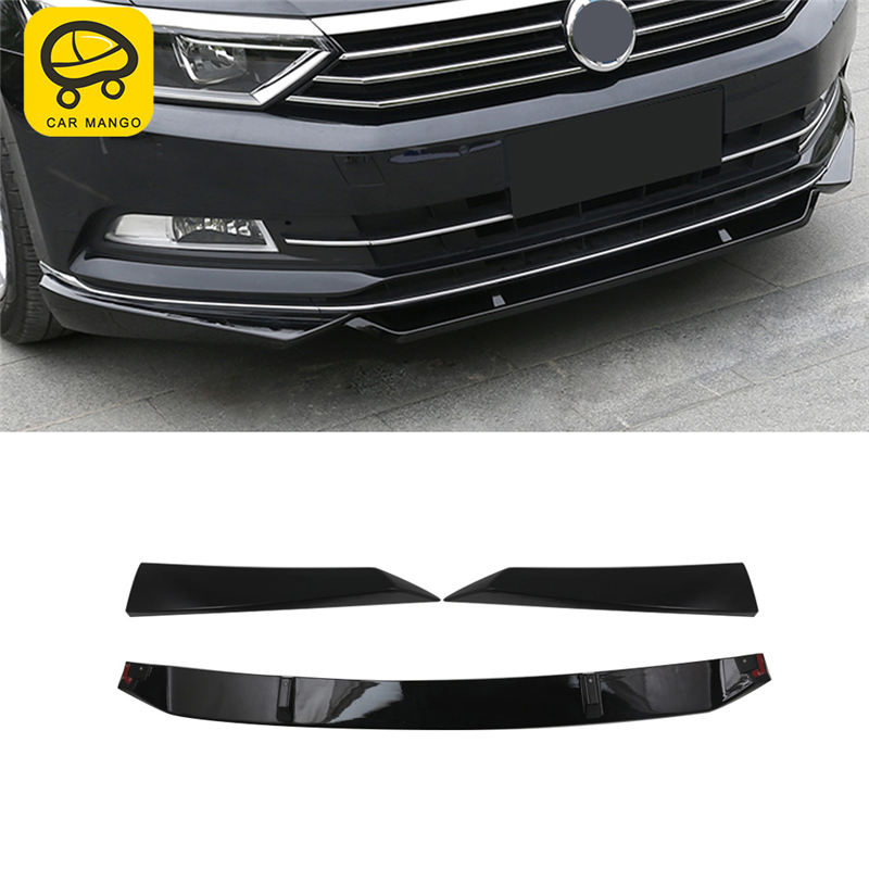 For Volkswagen Passat B7 Saloon 2010-2015 VINYL BUMPER PROTECTOR KIT V