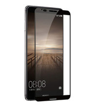 9H Full Cover Screen Protector For HuaWei MATE10 MATE 10 lite mate10 Pro Tempered Glass for huawei MATE 10 lite mate10 Pro(China)