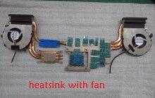 Laptop Heatsink&Fan for MSI GE62 GE72 PE60 PE70 GL62 GL72 0.55A DC5V PAAD06015SL N303 N302 E322500063CA91 N317 N318 E32250073A87
