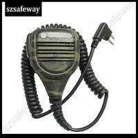 talkie walkie מיקרופון רמקול הסוואה Talkie Walkie מרחוק מיקרופון רמקול עבור מוטורולה CP160 EP450 GP300 GP68 GP88 CP88 CP040 CP100 CP125 CP140 (2)