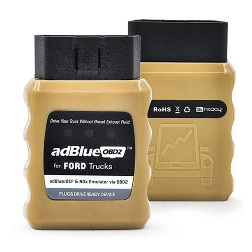 2018 neueste AdBlue OBD2 Für R-ENAULT/IVE/DAF/MANN/F0RD/B-ENZ/VOLV0 Lkw Adblue emulator AdblueOBD2 Freies verschiffen