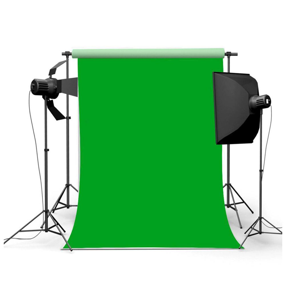 3x5FT Photography Background Cloth Backdrop Photo For Studio Green 5x7ft white backdrop board photo background photography white studio cloth flower rattan corridor