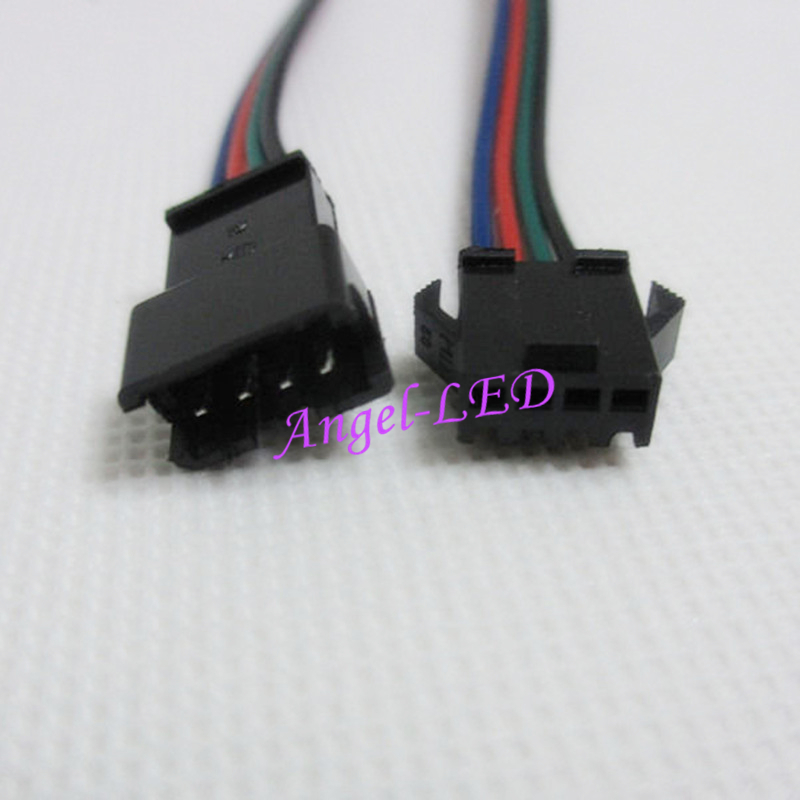 Best Price10 Pairs 4pin Jst Connector Male Female Cable