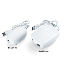 цена на 220V Super Silent Aquarium Fish Tank Aerator Oxygen charging Mini Small Power Fishing USB Portable Oxygen Pump Air Aerator