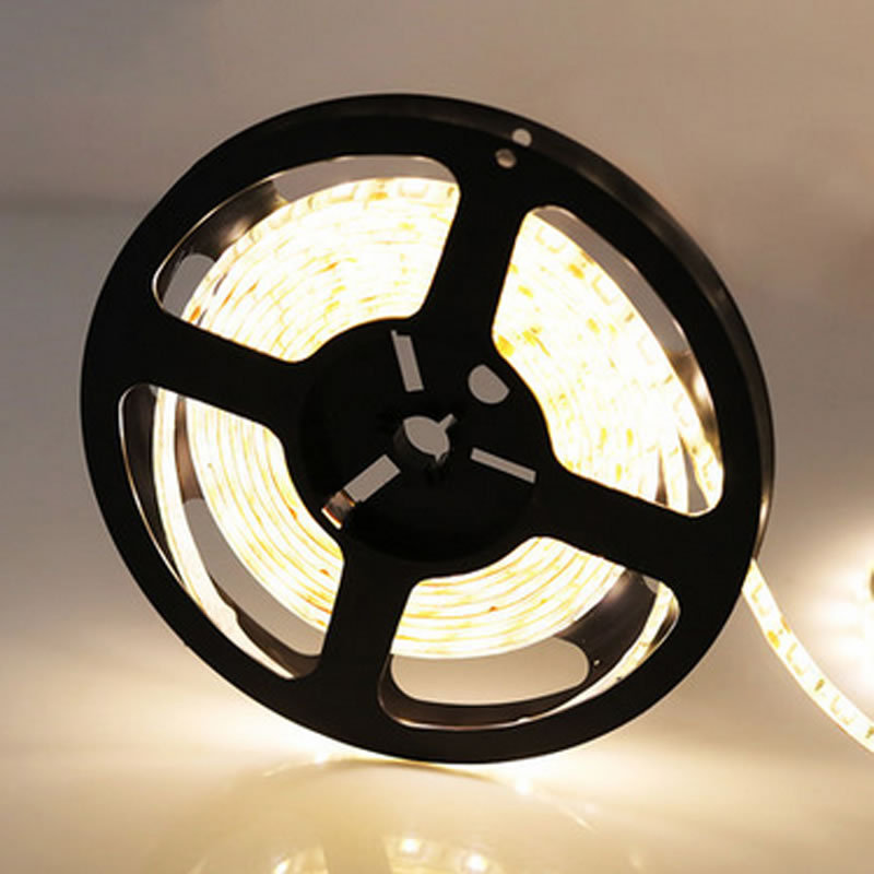 DC 24 V led strip licht 5050 300led 5 m waterdicht IP65 3000 k 6500 k - LED-Verlichting - Foto 1