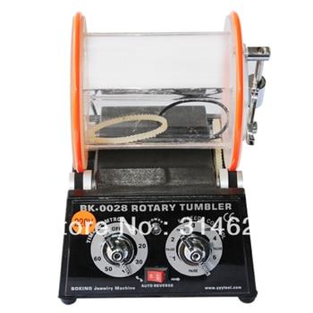 Polished Rocks Rotary Tumbler polishers tools jewelry Polishing Machine Capacity 3kg goldsmith tool and equipment kt6808