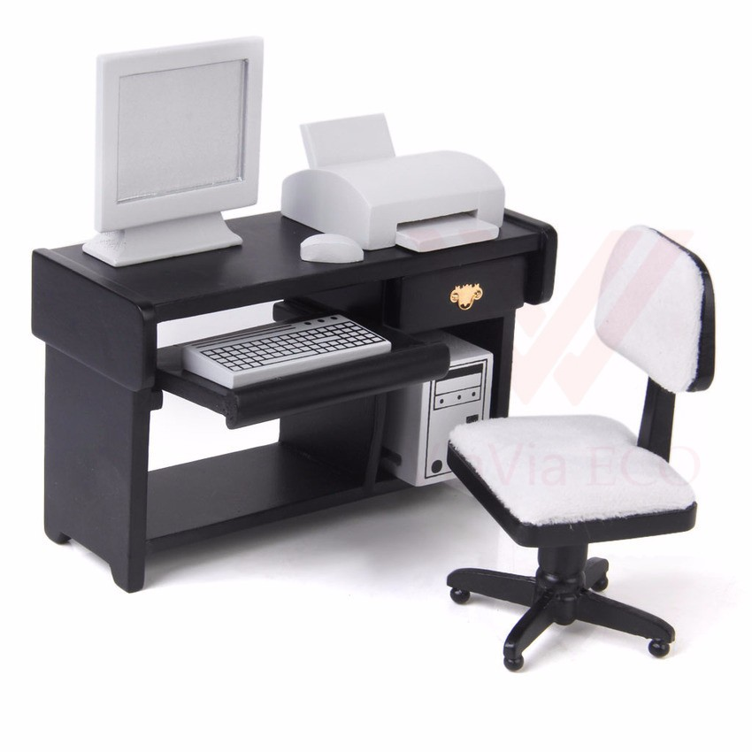 sworld-dollhouse-miniature-furniture-computer-desk-chair-printer-set-1-12-export-intl-7201-2490626-4-zoom