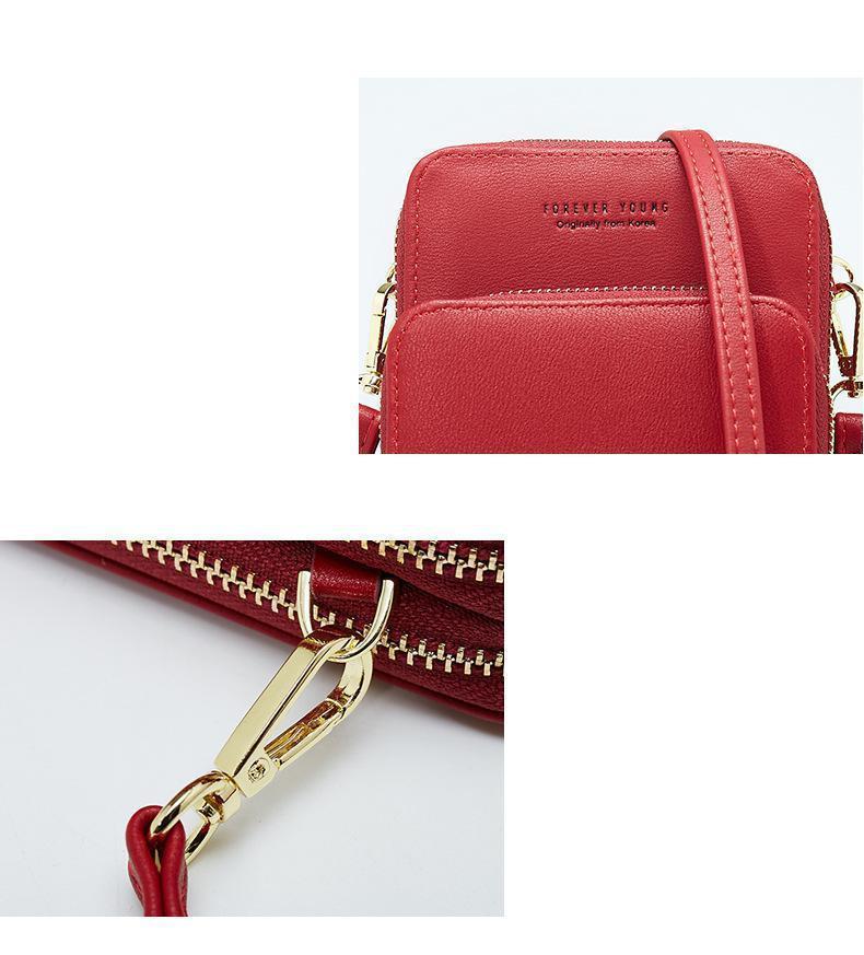 Crossbody Cell Phone Shoulder Bag Arrival Cellphone Bag Fashion Daily Use Card Holder Mini Summer Shoulder Bag for Women Wallet 8