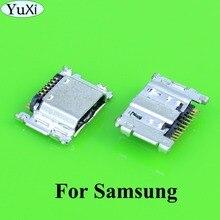 YuXi 3pcs/lot For Samsung Galaxy S3 i9300 I9305 USB Connector Micro USB Socket 11pin Mini micro USB Charging Port Power Jack micro usb braid charging data cable for samsung galaxy s3 i9300 mini i8190 more black 2m