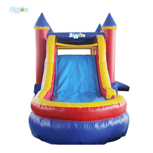 Large Inflatable Toy Jumping Castle Bounce House with Slide