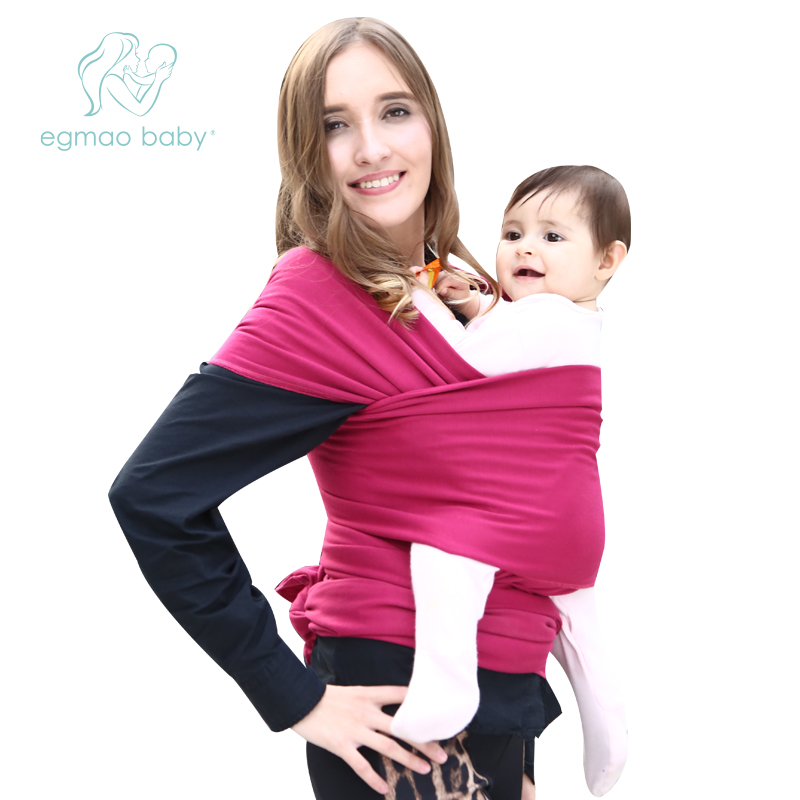 Backpack Swaddle Wrap-Carrier Blanket Hipseat Baby-Sling Newborn-Bearing Adjustable Stretchy