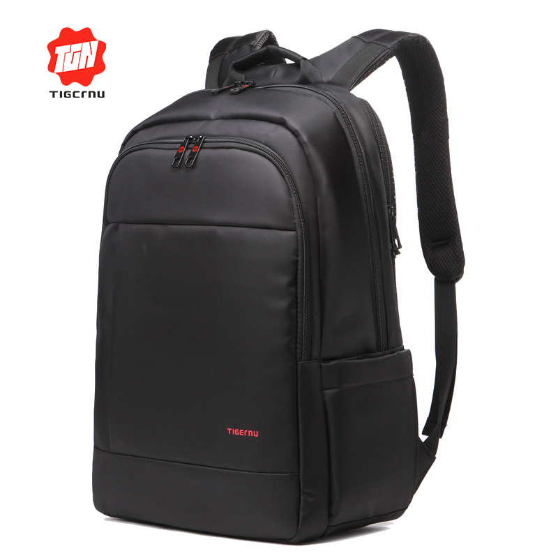 ФОТО 2017 Tigernu Design Women Backpack Men's Backpacks Travel Bag Nylon Classical Leisure School Backpack For Teenager Student Bag