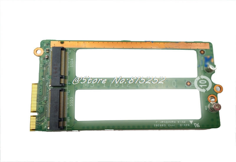 Image 2 - Laptop SSD Hard Disk Card Slot For MSI GT72 2QD GT72S MS 1781 (A) (CA43) 1782 MS 17812 REV 1.0 17812 01S 001 New and Original-in Computer Cables & Connectors from Computer & Office