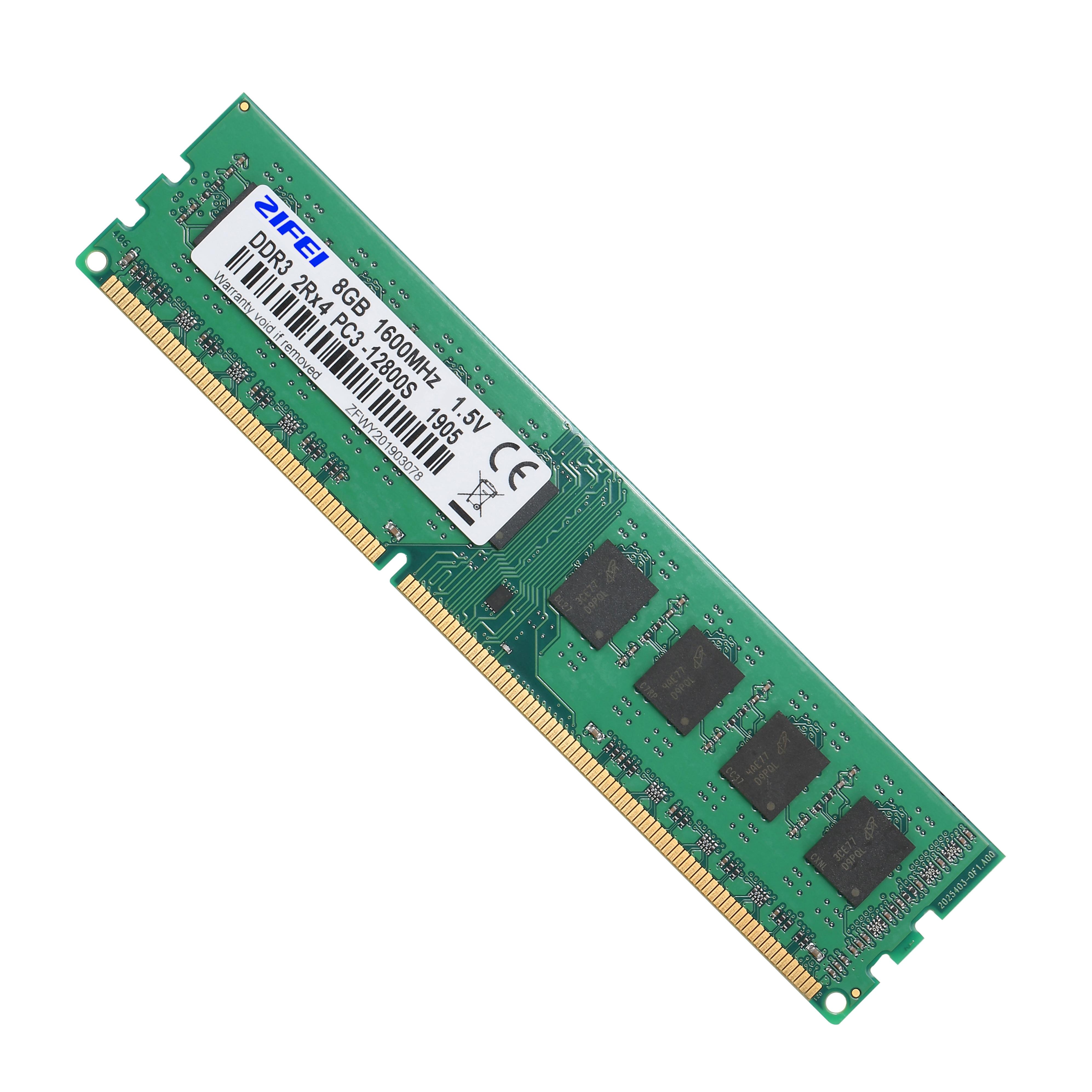 ZIFEI DDR3 8 Гб 1600 МГц 1333 МГц DIMM настольная Память RAM для розетки AM3 AM3 + FM1 FM2 AMD Материнская плата 16 Гб