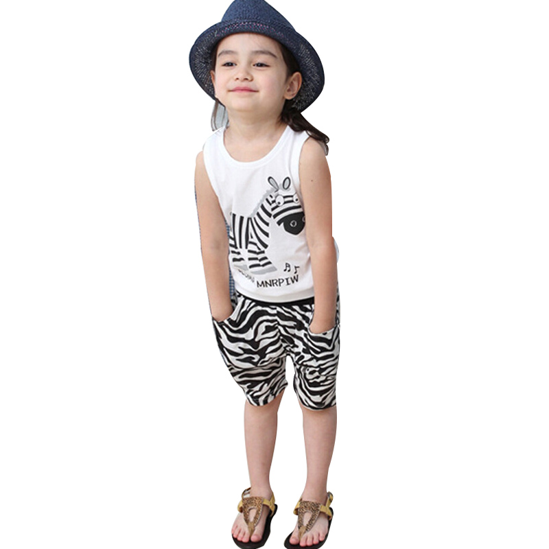 2015 nuevo 3-7 años marca de ropa para niños niños / niñas 1 sets - Ropa de ninos