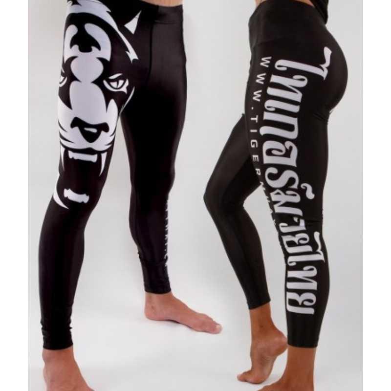 Мужские дышащие и удобные обтягивающие штаны для ММА-бокса с тигром, тайгер, муай тай, топ king muay thai, шорты, Муай Тай, боксео