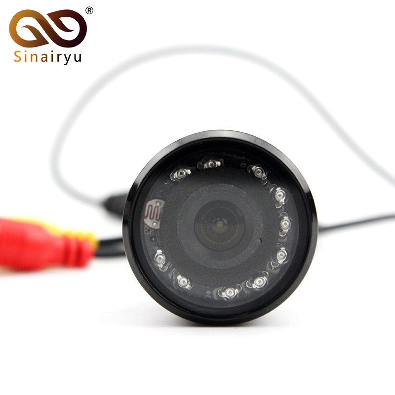Car Vehicle Rear View Camera Back Up IR Camera Night Vision Waterproof Car Rear View Camera Reverse Paking For Universal ...