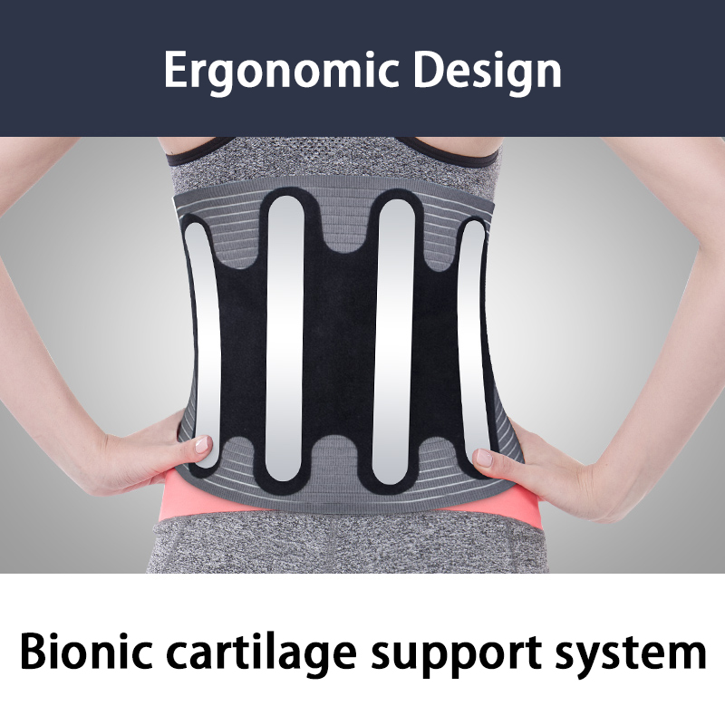 Youhekang Medical Lumbar Support Back Orthopedic Product Magnetic Therapy Lumbar Brace Magnet Therapy Tractor Posture Correction