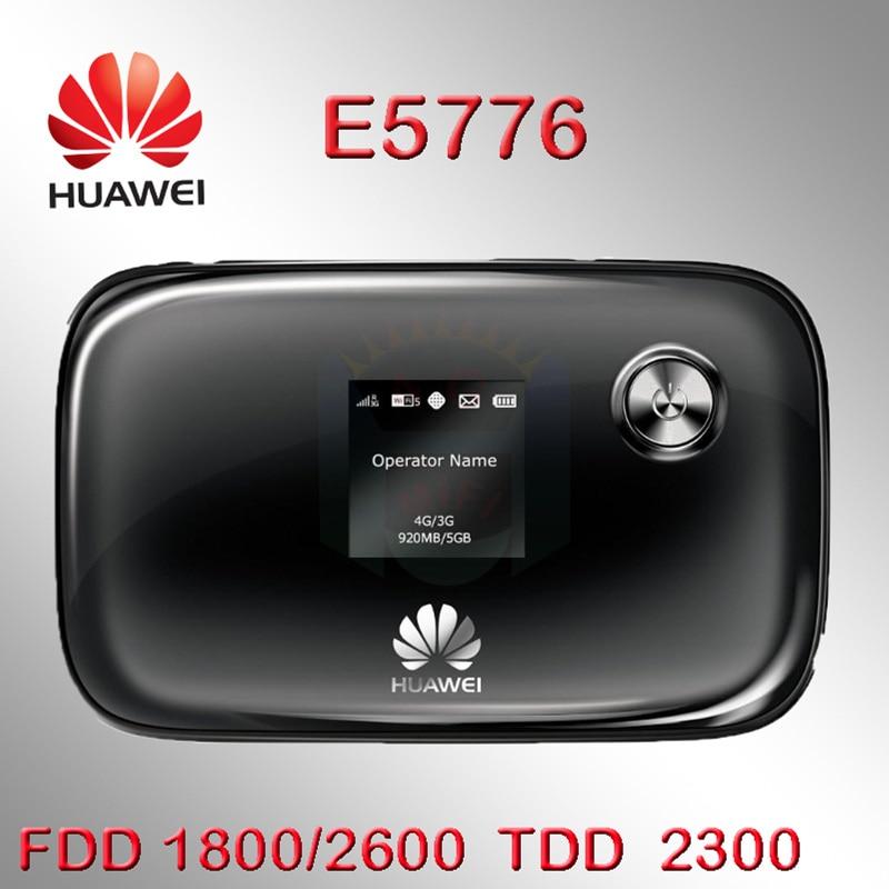 Débloqué huawei e5776 3g 4g routeur 150 m sans fil lte wi-fi hotspot 4g wifi 4g mifi modem poche wifi e5776s e5776s-601