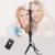 Para iphone 5 5s 6 7 sumsang s7 teléfono gopro dslr cámara bluetooth selfie stick monopie yunteng 1288 telescópica y 228 mini trípode