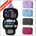 Free Shipping Cosmetic Bags Large Capacity Hanging Make Up Wash Bags Portable Good Quality Travel Storage Sorting Bags