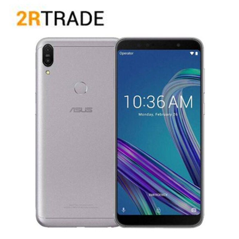 Rom globale ASUS ZenFone Max Pro M1 ZB602KL 6G 64G 6 pouces 18:9 FHD Snapdragon 636 Android 8.1 double 16MP 4G LTE identification faciale SamrtphoneRom globale ASUS ZenFone Max Pro M1 ZB602KL 6G 64G 6 pouces 18:9 FHD Snapdragon 636 Android 8.1 double 16MP 4G LTE identification faciale Samrtphone