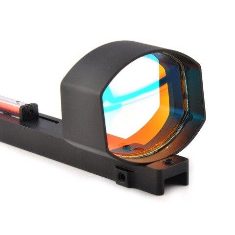 scope para espingardas rib trilho base montagem caca tiro