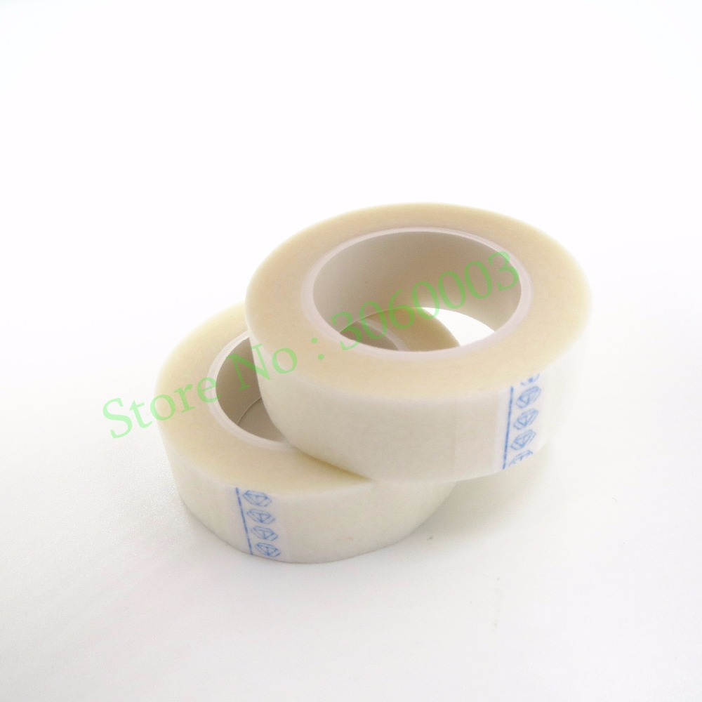 10Rolls Individual Supply Medical Eyelash Extension Micropore Paper Makeup Tape