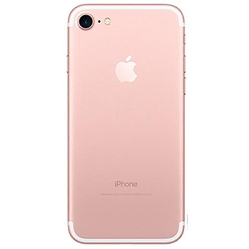 Разблокированный Apple iPhone 7, функция отпечатков пальцев, 4G, LTE, глобальная 32/128 ГБ Встроенная память IOS мобильного телефона 12.0MP gps Quad-Core телефон 1960mA - Цвет: rose gold