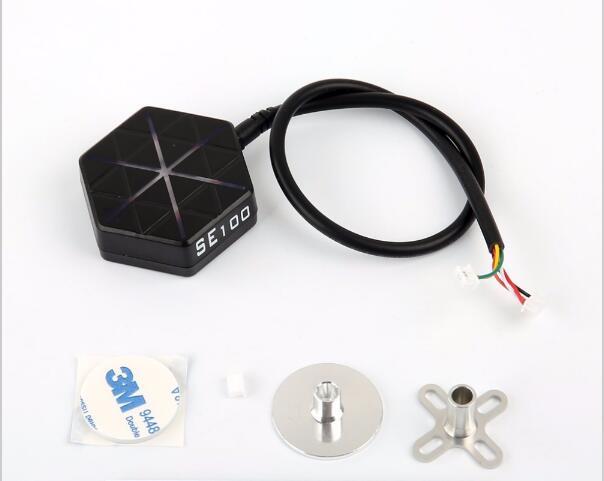 Радиолинк M8N GPS SE100 с Подставки для GPS в автомобиль держатель для DIY FPV-системы Радиоуправляемый Дрон <font><b>MultiCopter</b></font> совместимый для Игровые джойстики &#8230;