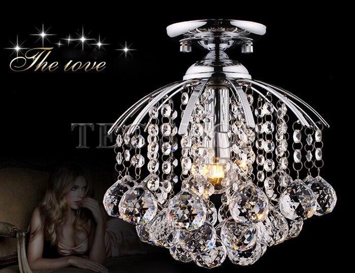 Plafoniere In Cristallo Miglior Prezzo : Miglior prezzo led lampadari di cristallo corridoio luci ingresso